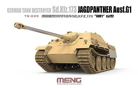 Kuvahaun tulos haulle meng German Tank Destroyer Sd.Kfz.173 Jagdpanther Ausf.G1