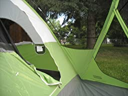 Amazon Com Coleman Evanston 6 Person Dome Tent With