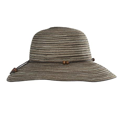 Image Unavailable. Image not available for. Color  CTR 1357128m l Summit  Ladies Breeze Crushable Straw Hat ... d886d6e626aa