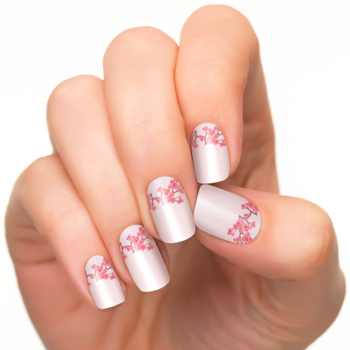 Incoco Nail Polish Strips, Nail Art, In Bloom