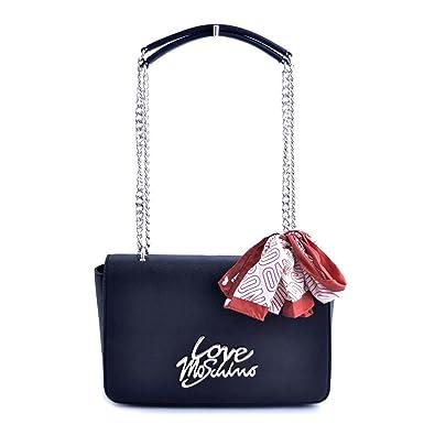 : Love Moschino Women's Clutch Bag in Black