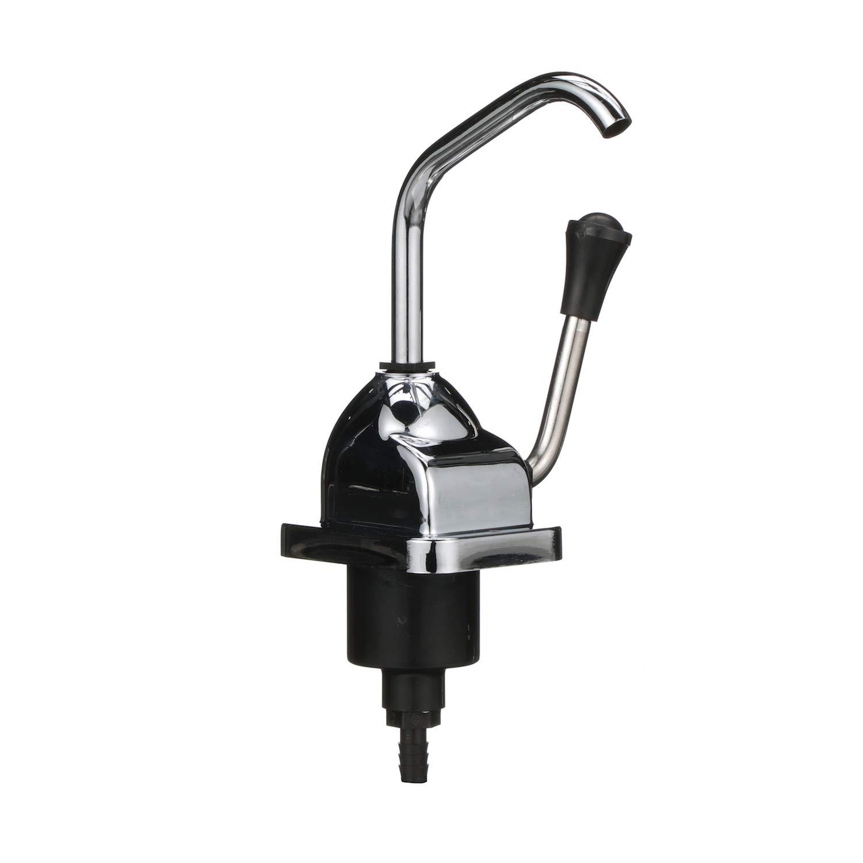Valterra Silver RP800 Rocket Hand Pump-Chrome
