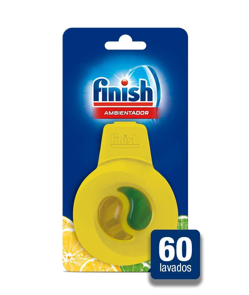 Finish Ambientador para Lavavajillas Limón - 60 lavados