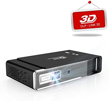 TOUMEI V5 Proyectores, 1280*800 Full HD Mini Proyector 600 ANSI ...