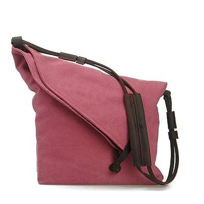 new M-CORNER canvas sports travel women shoulder handbags men