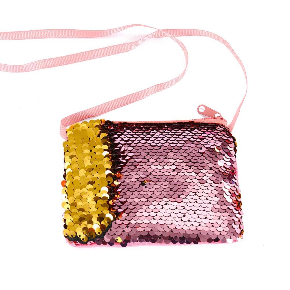 Bolsa de hombro promoción]-Glitter Reversible Lentejuelas ...