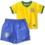 Nike Brazil Infants Home Kit [Varsity Maize]