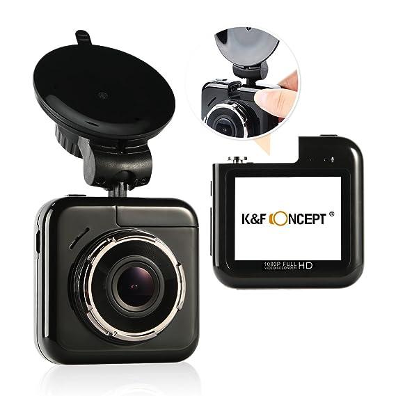 Amazon Com Car Camera K F Concept Dash Cam 2 0 Inch Mini Hd 1080p