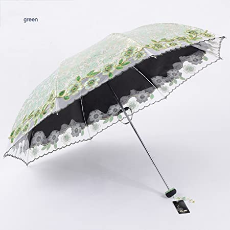 93087328382f SX-ZZJ umbrella windproof UV Protection Umbrella Three Fold Umbrella ...