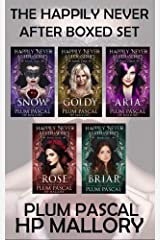 The Happily Never After Boxed Set: A Naughty Fairy Tale Retelling Series Kindle Edition