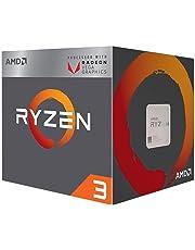 AMD Ryzen 3 2200G Retail Wraith Stealth - (AM4/Quad Core/3.50GHz/2MB/65W/Radeon Vega) - YD2200C5FBBOX