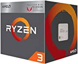 AMD YD2200C5FBBOX Ryzen 3 2200G Processor with Radeon Vega 8 Graphics Wraith Stealth Cooler