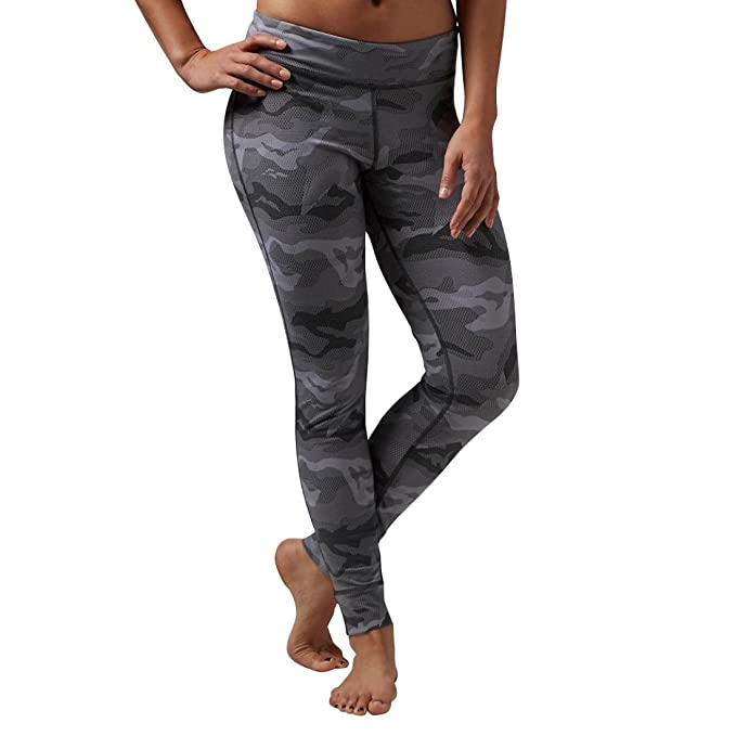 amazing selection on wholesale clearance sale Amazon.com: Reebok Women's One Series Camo Tights: Clothing