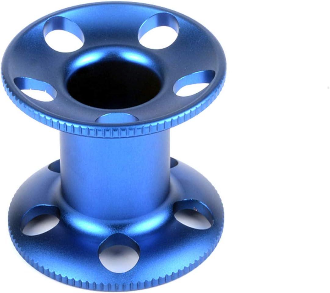 Poyinco Scuba Diving Aluminum Finger Spool Reel