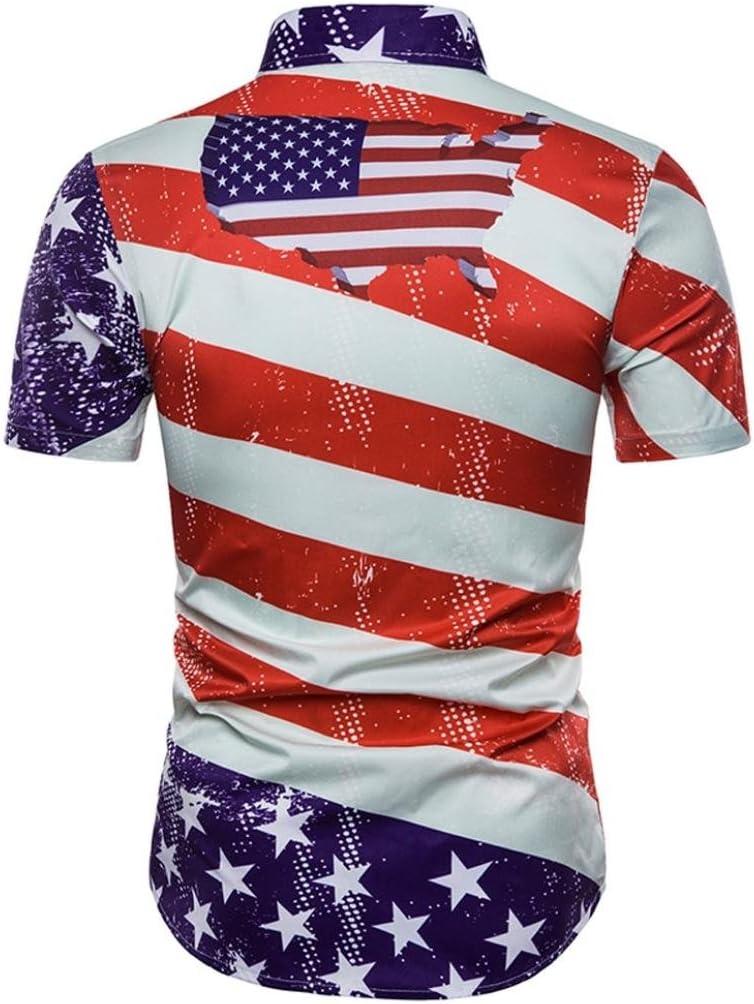 Tee Shirts hombre, Sonnena polo Shirts verano V cuello camisa ...