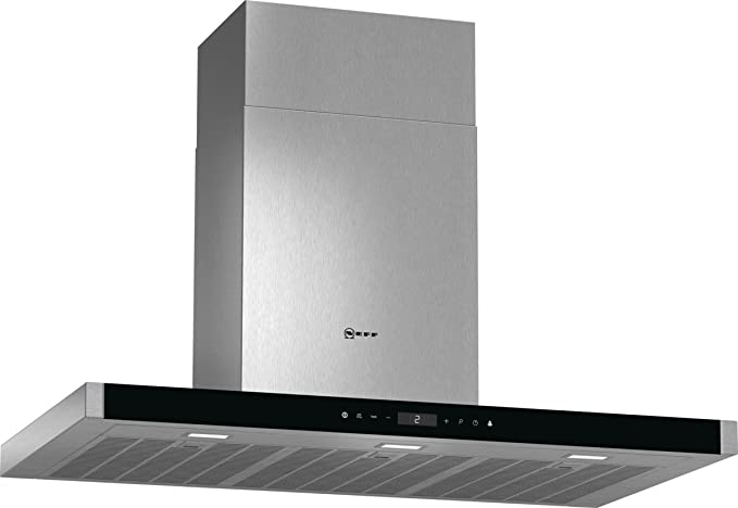 Neff D79MT64N1 - Campana (860 m³/h, Canalizado/Recirculación, A, A, C, 68 dB): Amazon.es: Grandes electrodomésticos