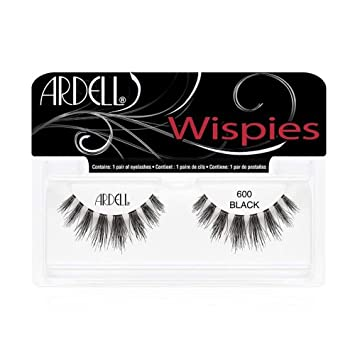 88295e00be2 ARDELL Cluster Wispies 600 Black: Amazon.ca: Beauty