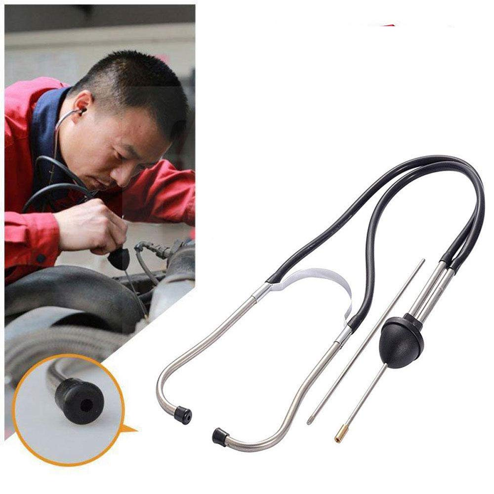 MiLanNuo Auto Mechanics Stethoscope Car Engine Block Diagnostic Automotive Hearing Tool