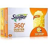 Swiffer Duster 360 dammskydd påfyllning 5 enheter fångster/fångar damm