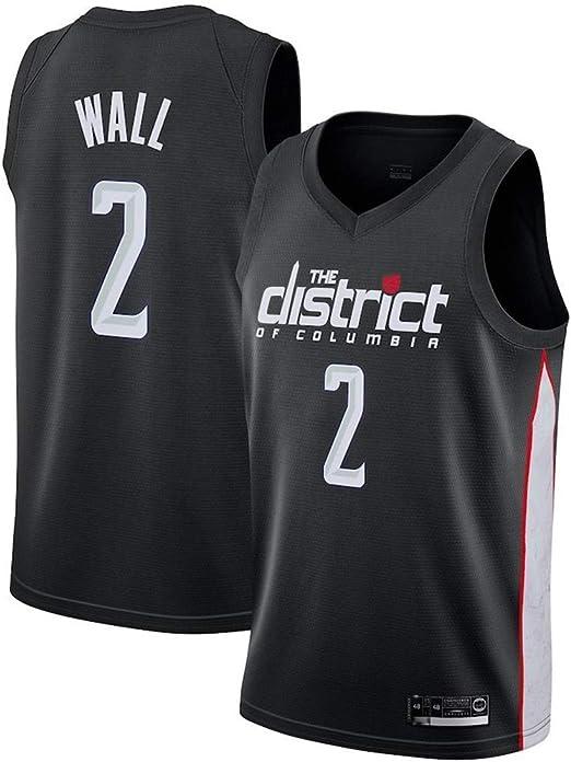 CCKWX Washington Wizards # 2 John Wall Baloncesto Vintage ...