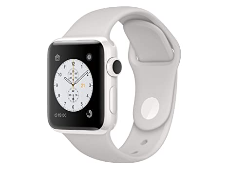 Apple Watch Edition Reloj Inteligente Blanco OLED GPS (satélite): Amazon.es: Electrónica