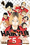 Haikyu!!, Vol. 4
