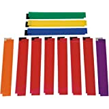 S&S Worldwide Replacement Flag Football Flags (set of 12)-YELLOW