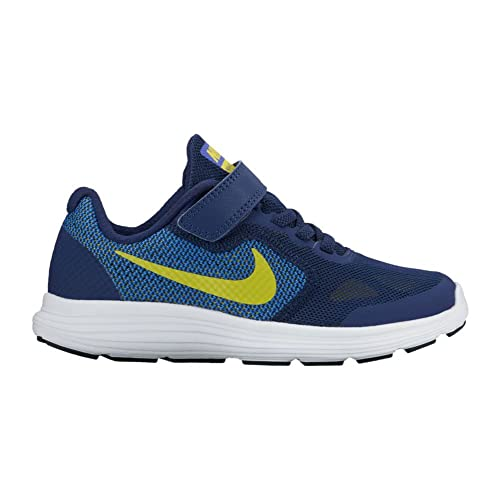 66c4fc6225a271 Nike Boy s Revolution 3 Athletic Shoe  819414-405 (1 Little Kid M)  Buy  Online at Low Prices in India - Amazon.in