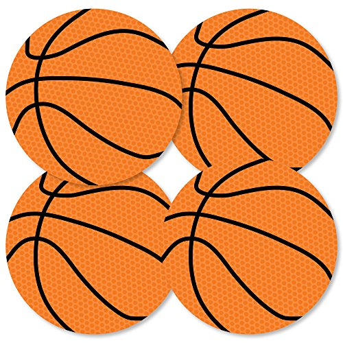 Nothin' But Net - Basketball - Decorations DIY Baby Shower or Birthday Party Essentials - Set of 20]()