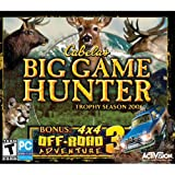 CABELA'S BIG GAME HUNTER 2006 WITH 4X4 OFF ROAD ADVENTURE JC (WIN XP)