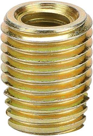 20pcs 302 kit de r/éparation de vis /à insert de filetage autotaraudeur en acier au carbone Inner M2*0.4 Outer M4.5 * 0.5
