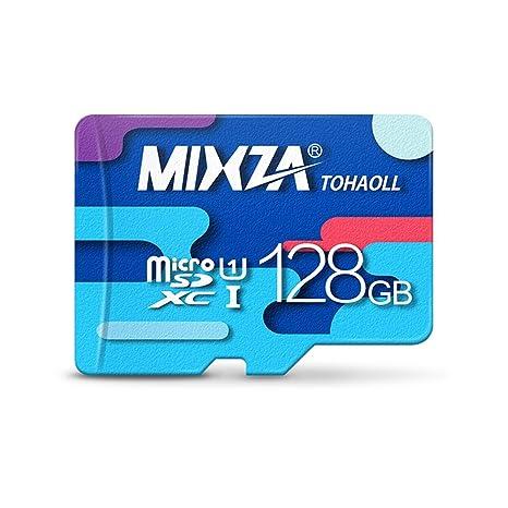 MIXZA tarjeta de memoria flash 128 GB tarjeta micro SD ...