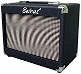 Belcat Tube-5/Combo 5-Watt Ruby Tubes Electric Guitar Tube Combo Amplifier with 8-Inch Celestion Speaker