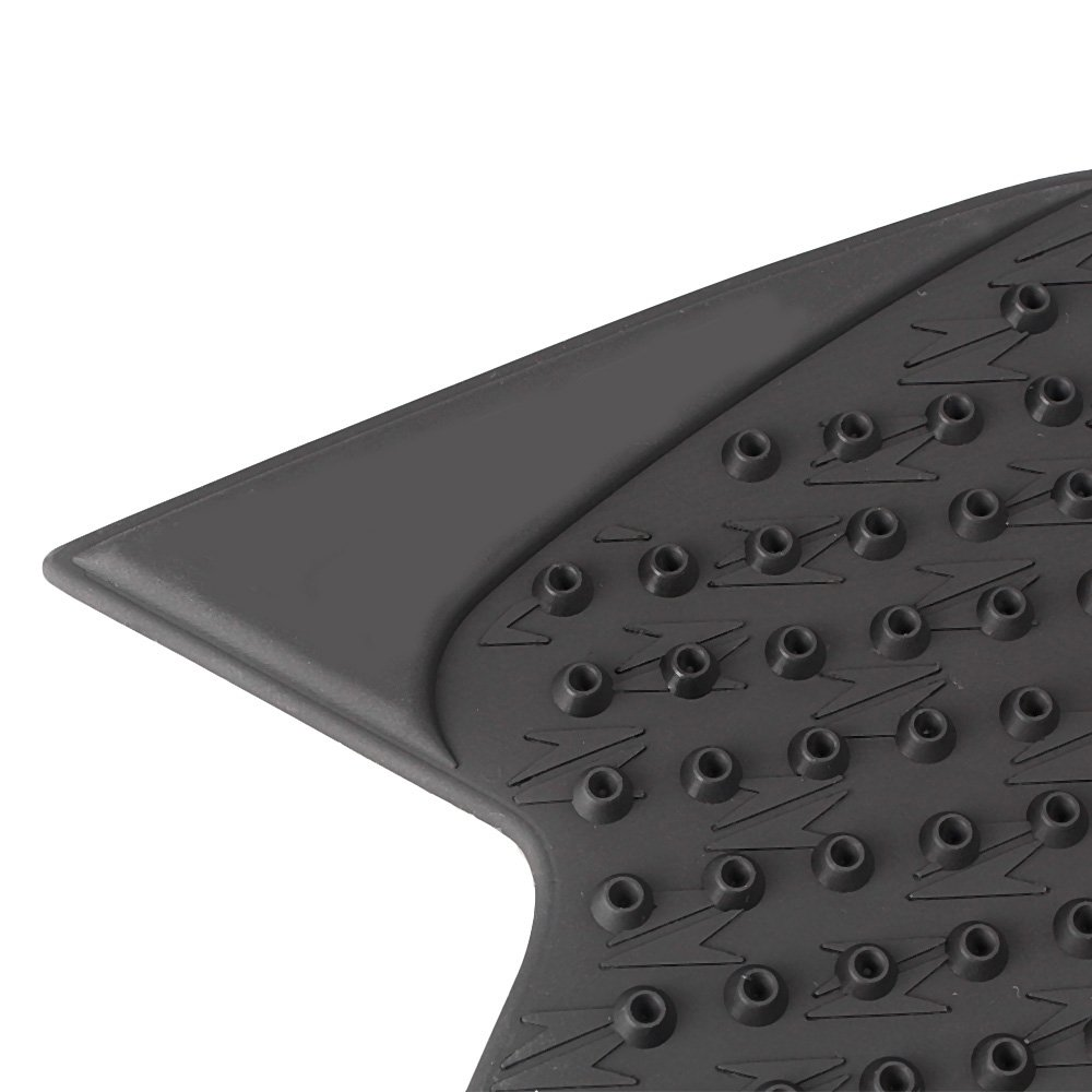 GZYF Motorcycle Tank Traction Pad Side Gas Knee Grip Protector for Yamaha MT-09 2014-2015