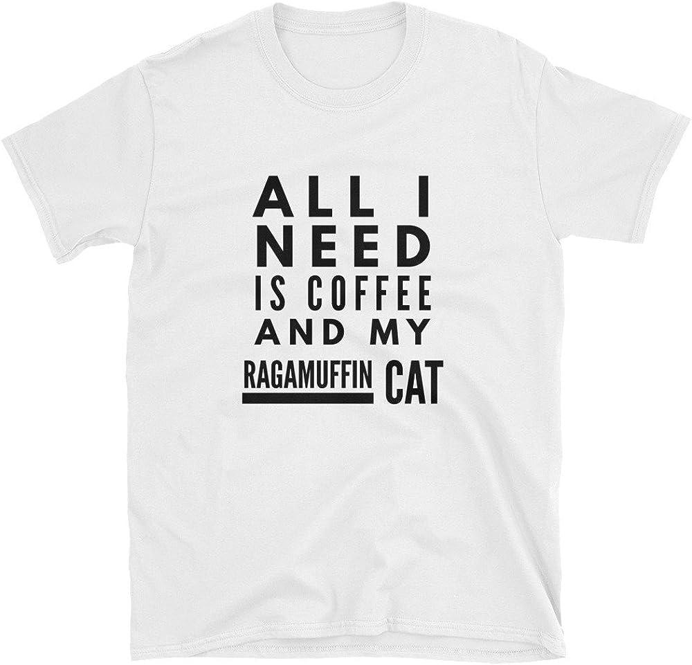 Tee Shirt Ragamuffin Cats Have More Fun Shirt Mens Shirt