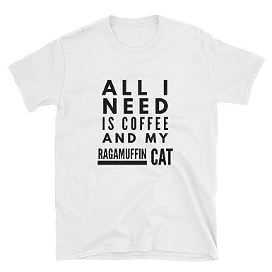 Amazon.com: Ragmuffin - Camiseta para hombre y mujer, diseño ...