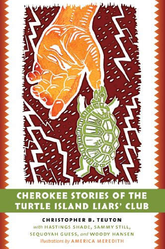 Cherokee Stories Of Turtle Island...