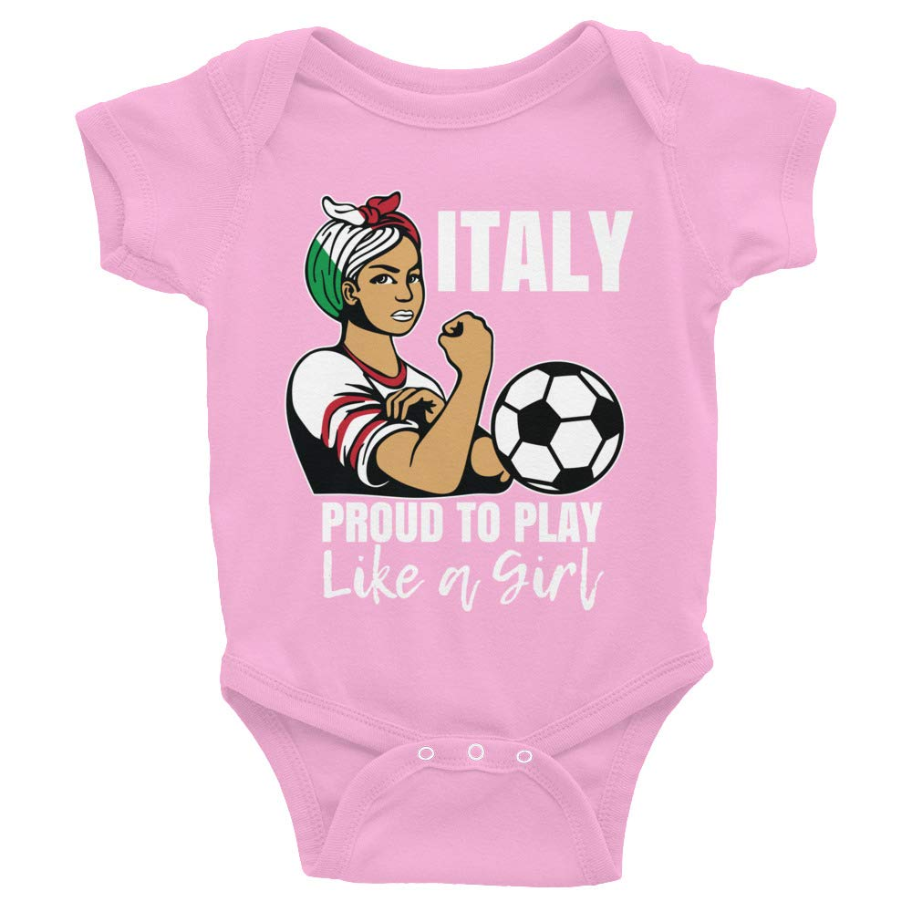 Futbol Infant Bodysuit Amazingly Good Products Italy Womens Soccer Kit France 2019 Girls Football Fans