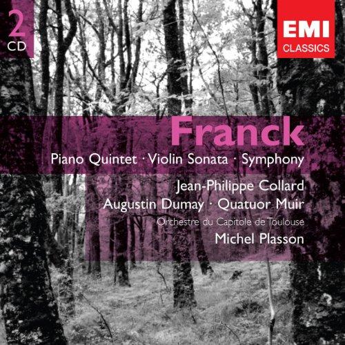 Piano Quintet / Violin Sonata / Symphony ()