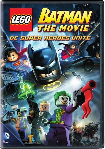 Lego Batman  The Movie   Dc Super Heroes Unite