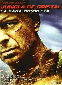 Pack La jungla de cristal: La saga completa [DVD]: Amazon