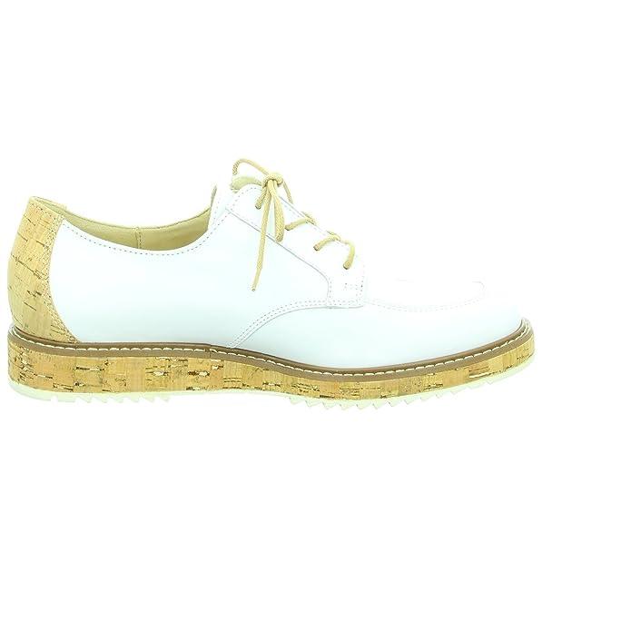 Gabor Ville 61 470 21 Femme Lacets Chaussures De À Pour w7fqF