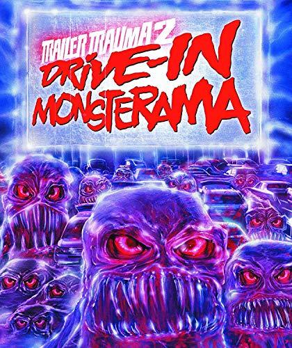 Trailer Trauma 2: Drive-In Monsterama [Blu-ray]
