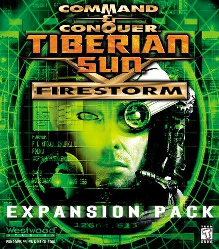 Tiberian Sun Pc Games - Command & Conquer Tiberian Sun Expansion Pack: Firestorm - PC