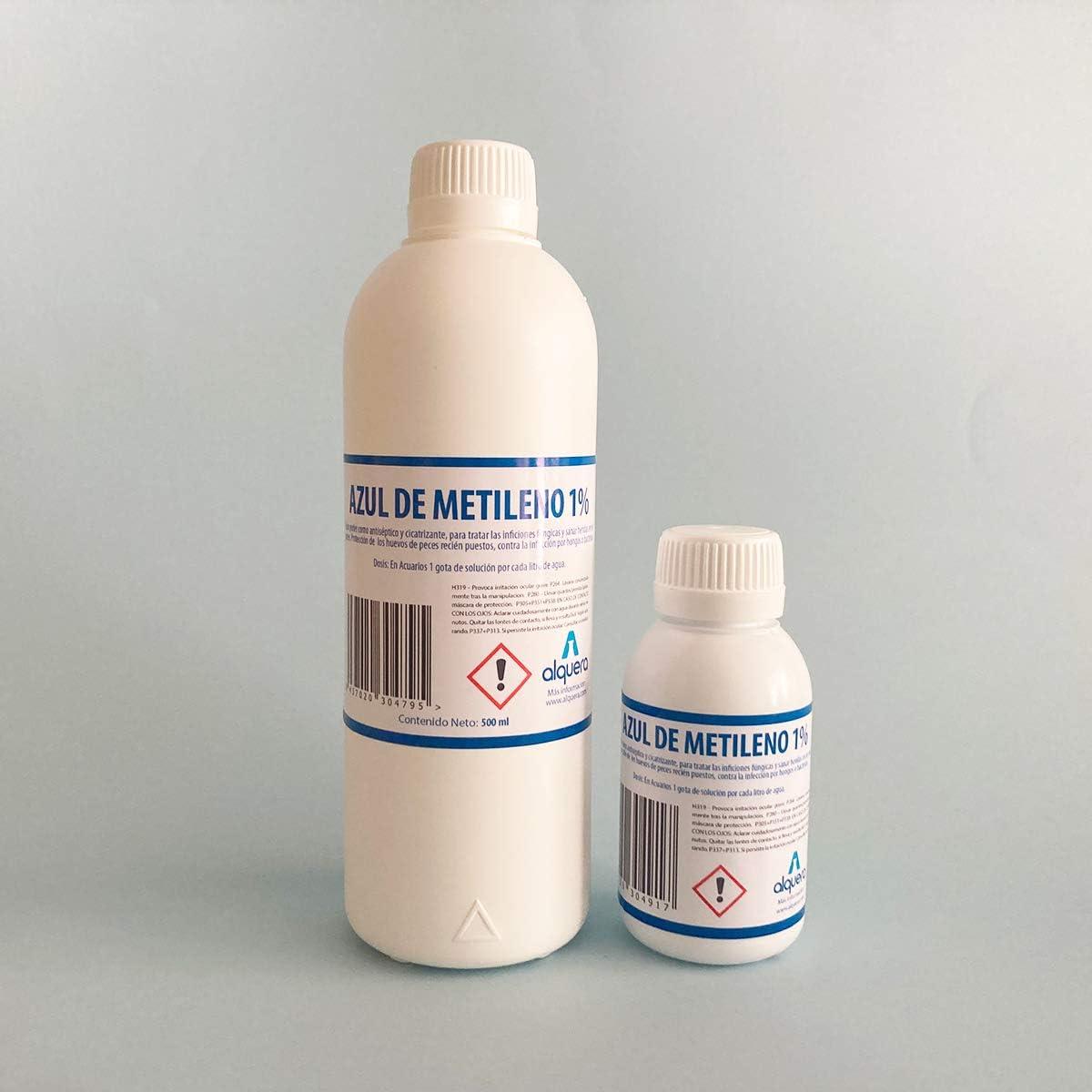 Blu di metilene 1% (500 ml)