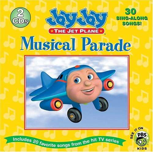 Jay Jay the Jet Plane Musical Parade
