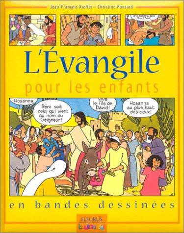 L'Evangile pour les enfants en bandes dessinées