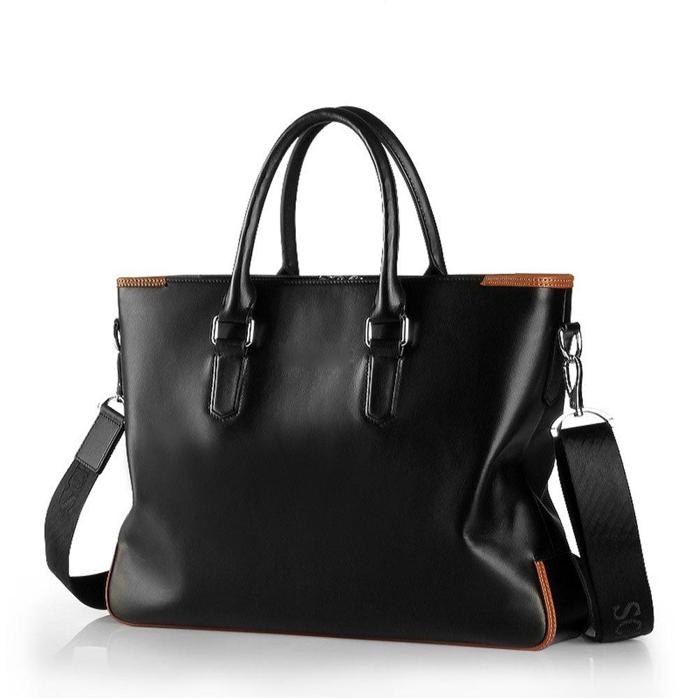 Men/'s Business Casual Shoulder Bag Laptop Handbag Computer Messenger Bag Satchel