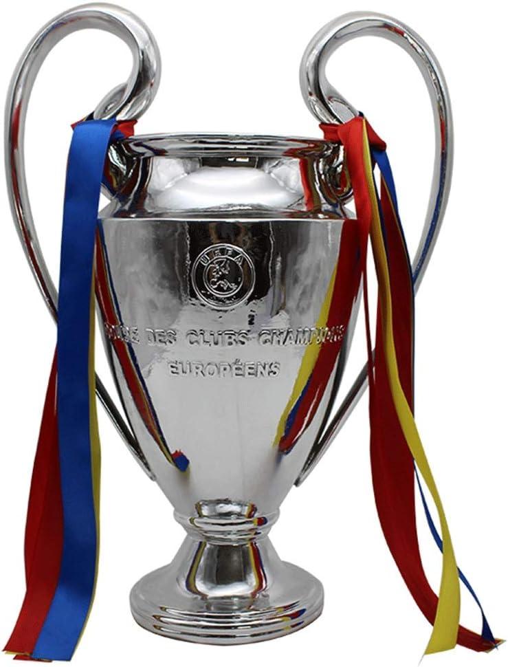 R/éplica de la Copa del Mundo Copa de Campeones de Europa 2018 Personalizaci/ón de trofeos C ROM Messi Weq Copa Mundial de la FIFA Trofeo de Arte Size : 16cm