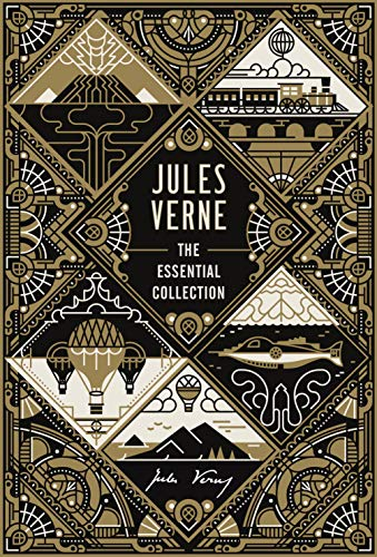 (Jules Verne: The Essential Collection (Knickerbocker Classics))